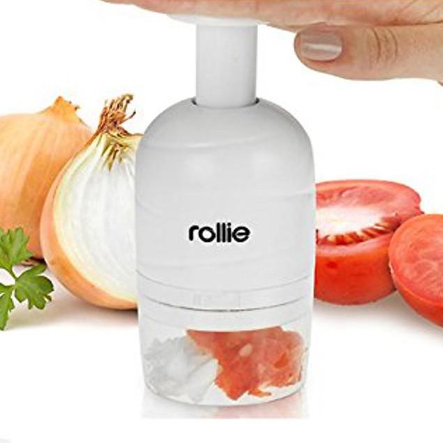Kalorik Rollie Hand Press Vegetable Chopper