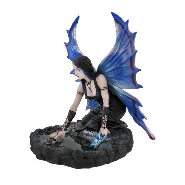 Anne Stokes Immortal Flight Fairy And Skull Statue Statues
