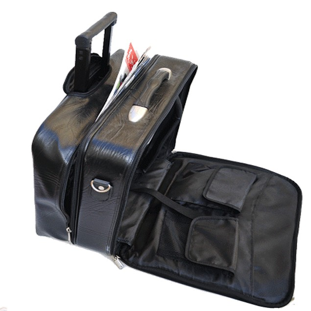 Mobile Office Laptop Briefcase