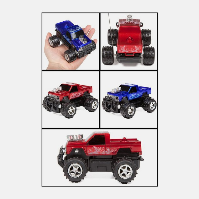 1:24 Licensed Ford F-150 SVT Raptor RC Truck