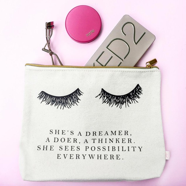 Eyelash Dreamer Makeup Bag