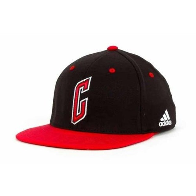 Chicago Bulls NBA Adidas Flex Fitted Black/Red Hat