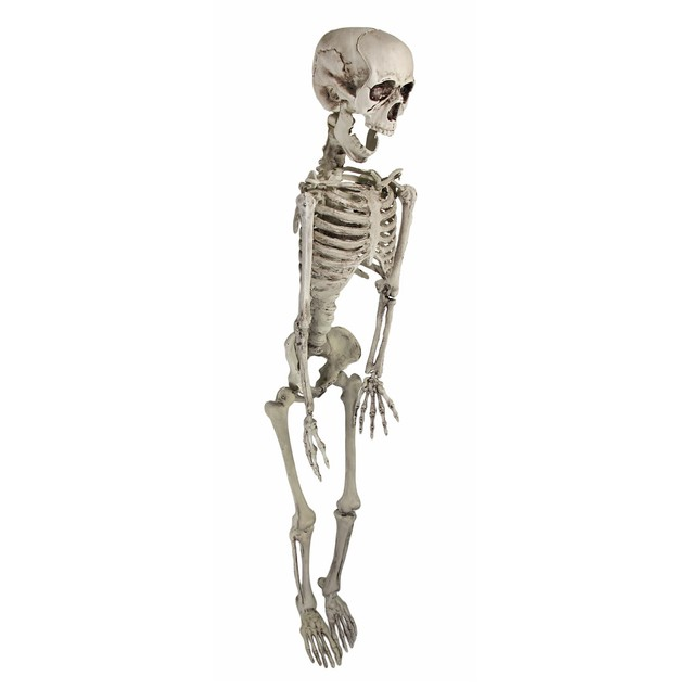 Bethany Lowe 47 Inch Hanging Skeleton Halloween Hanging Ornaments