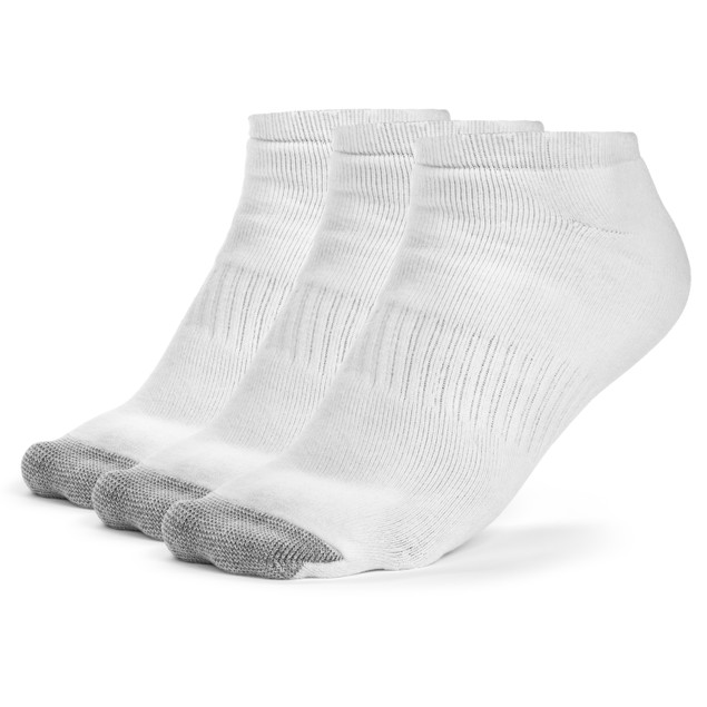 Galiva Men's Cotton Extra Soft Low Cut Cushion Socks - 3 Pairs