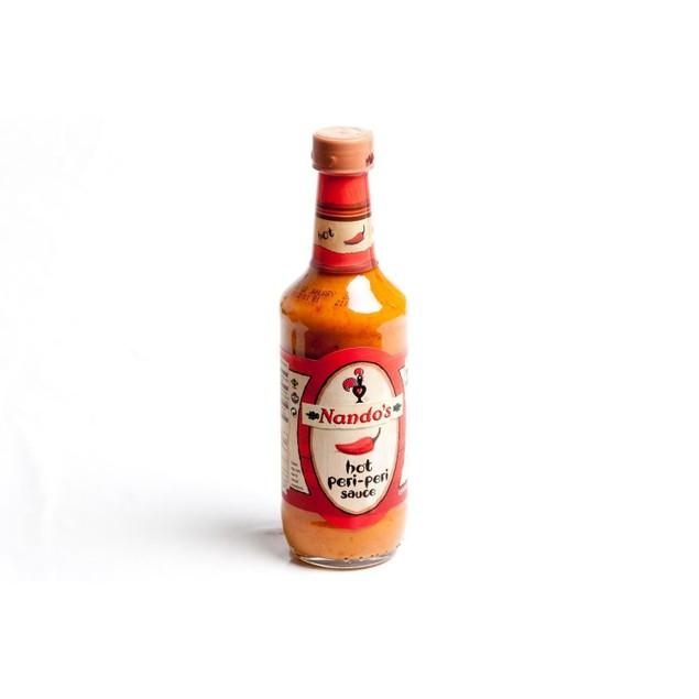Nando's Hot Peri-Peri Sauce 4.7 oz