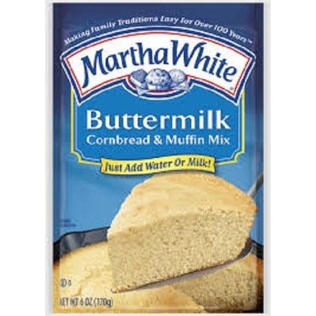 Martha White Buttermilk Cornbread & Muffin Mix