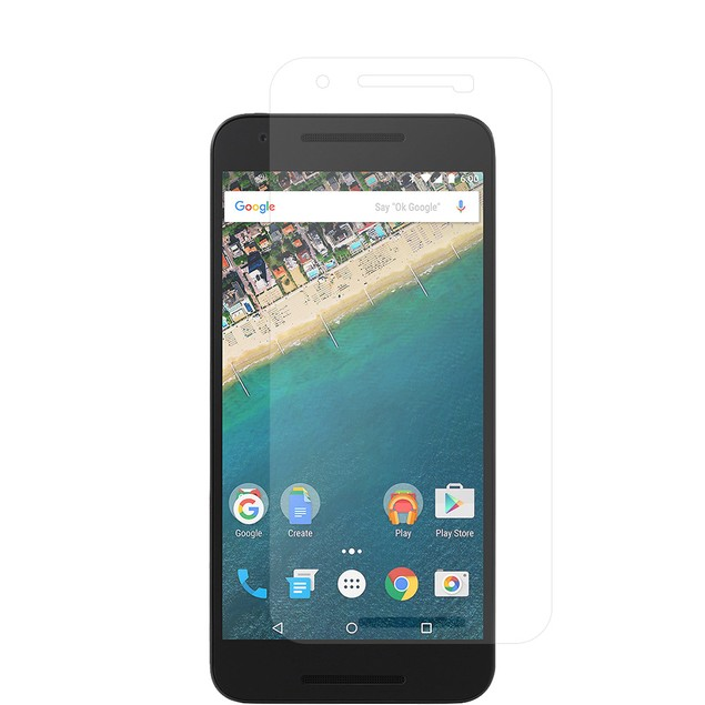 LG Google Nexus 5X Screen Protector