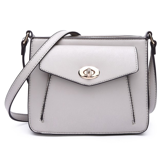 MKF Collection Darleen Crossbody Handbag by Mia K Farrow