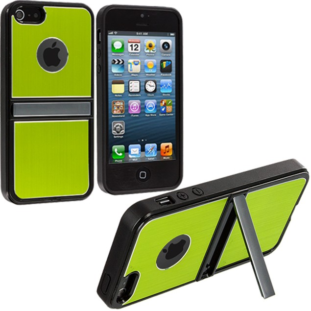 Apple iPhone 5 Metal Hard Case Cover