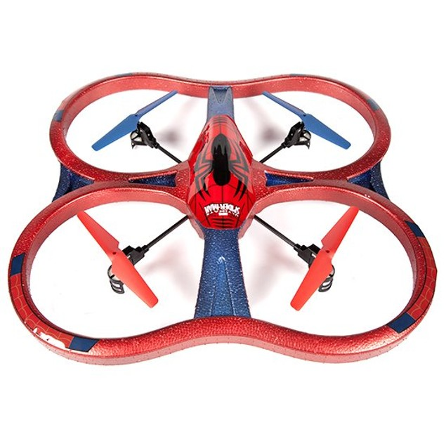 Marvel Spiderman 2.4GHz 4.5CH RC Super Drone