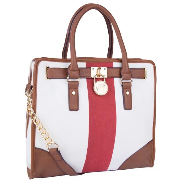MKF Collection Two -Tone  Designer Shoulder Bag