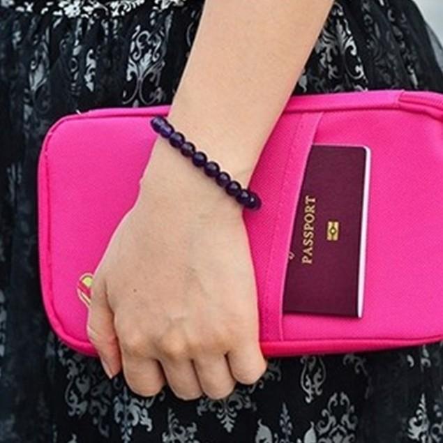 Passport & Documents Holder - 7 Colors