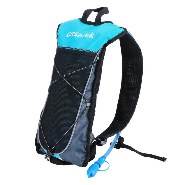 Hydration Pack Backpack with 2L/70oz Water Bladder UltraLight Rucksack