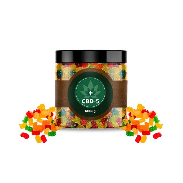 24-HOUR MARKDOWN: CBD Gummy Bears from myCBD