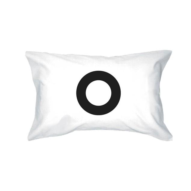 X O Funny Pillowcases
