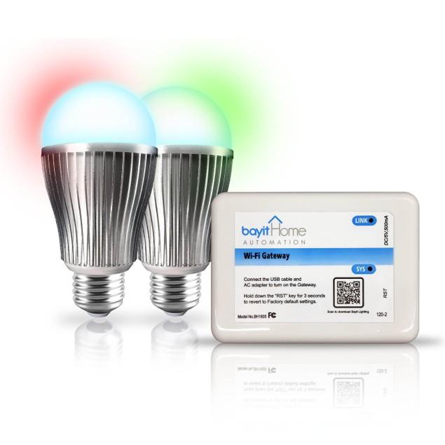 Bayit Home Automation Wireless LED Starter Kit