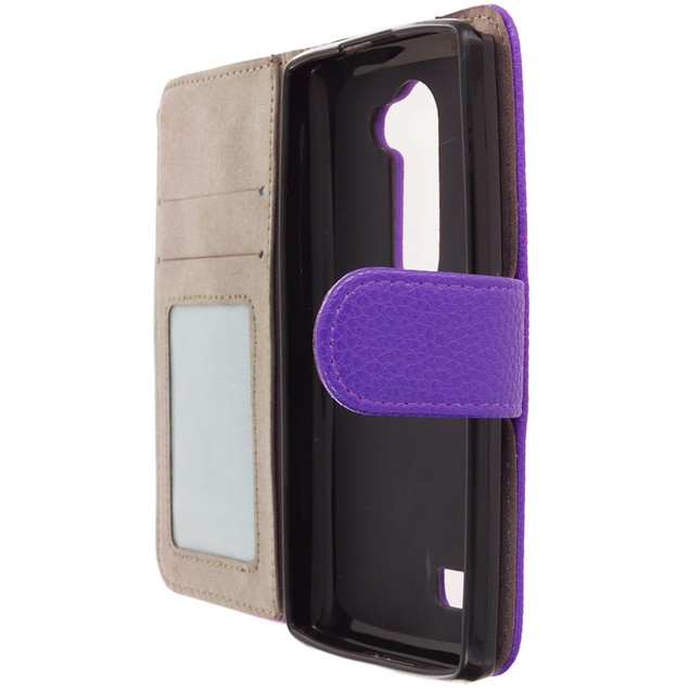LG LG Leon Wallet Pouch Case Cover with Slots