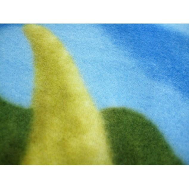 10 Pointer Deer Fleece Throw Blanket 60 Inches X Throw Blankets