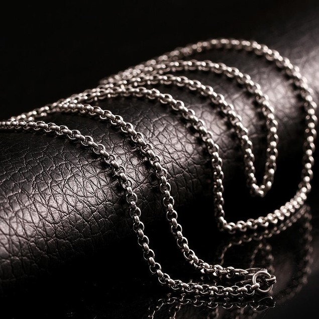 Italian Stainless Steel Chain 20 inches