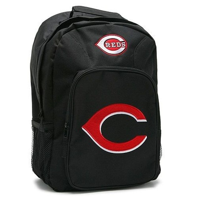 Cincinnati Reds MLB Concept One Southpaw Black Backpack