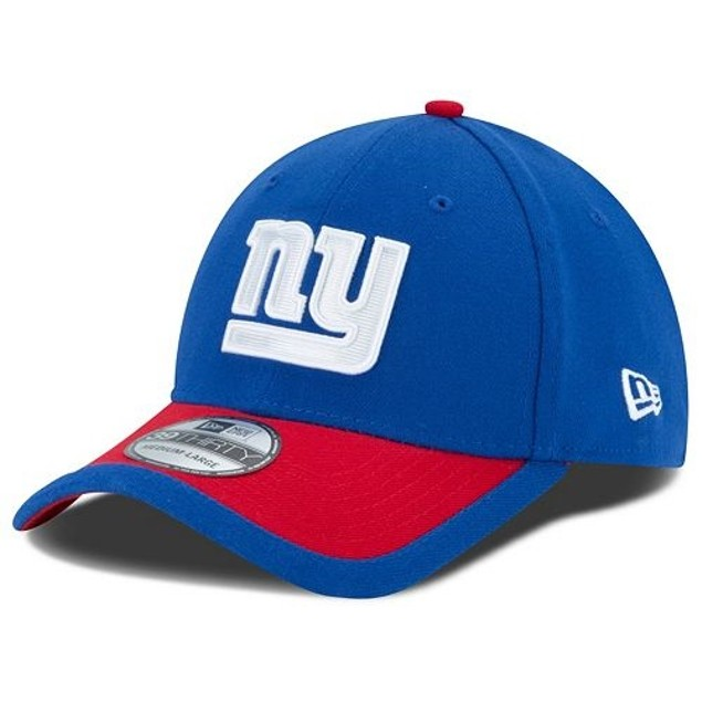 "New York Giants NFL New Era 39Thirty ""Sideline"" Stretch Fitted Hat"