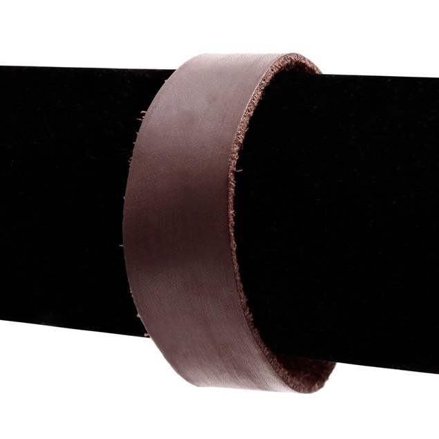 Octavius Brown Cuff Bracelet