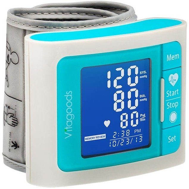 Advanced Travel Blood Pressure Monitor