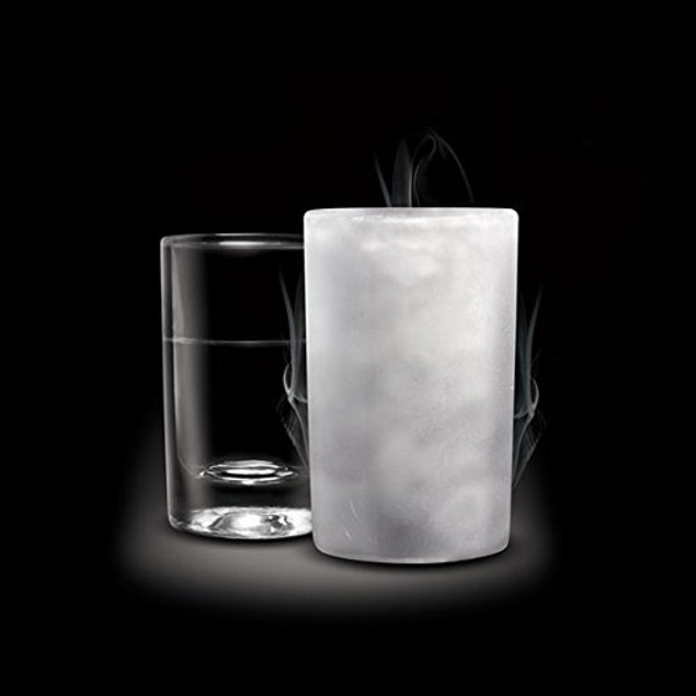4-Pack Freeze Glass 1.5-Ounce Shot Glass
