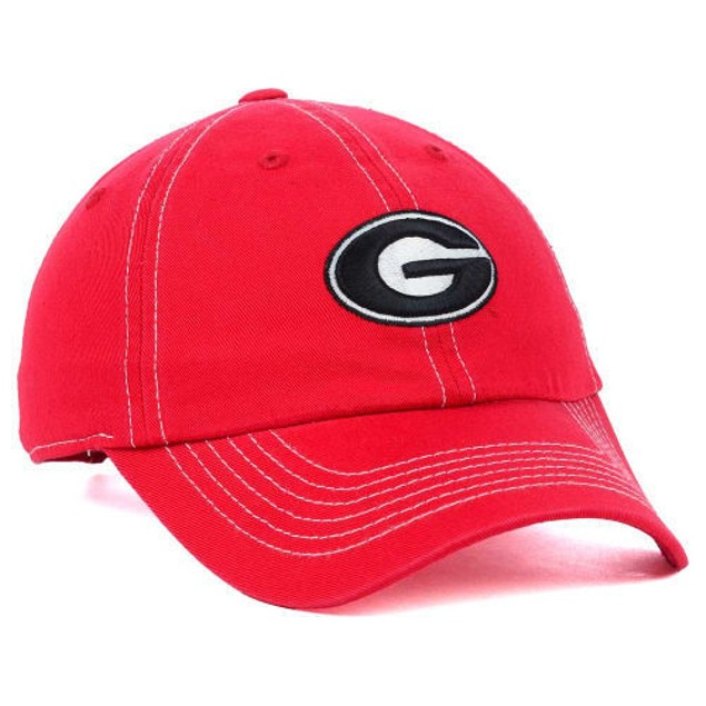 "Georgia Bulldogs NCAA TOW ""Stitches"" Adjustable Hat"
