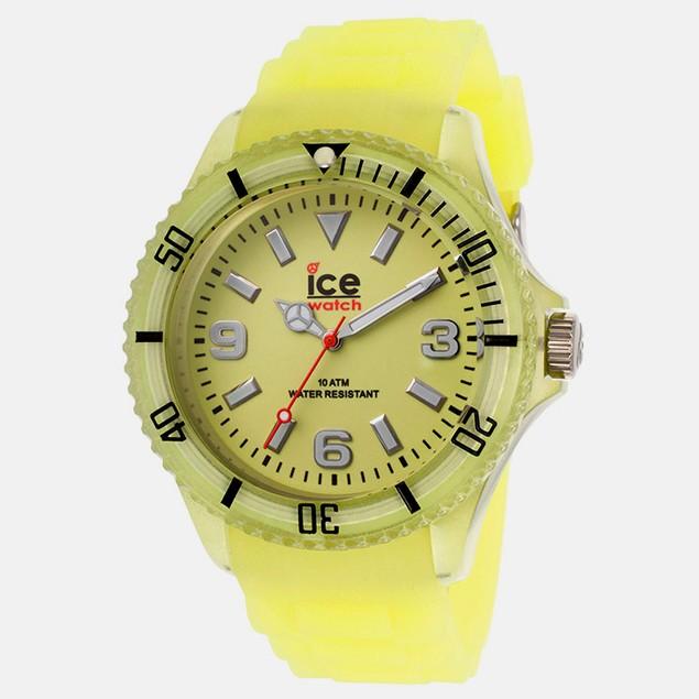 Ice-Watch Men's Glow - Luminous Yellow