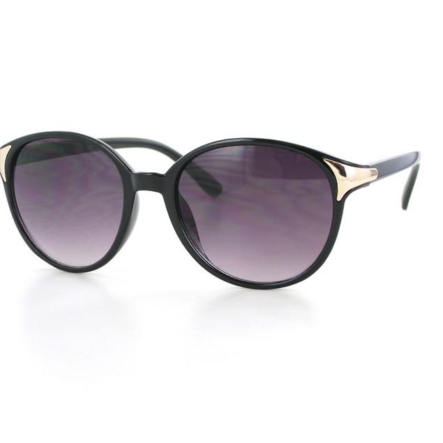 Rutgers Round Sunglasses