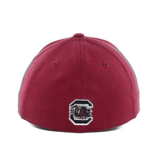 "South Carolina Gamecocks NCAA TOW ""Shimmering"" Stretch Fitted Hat"