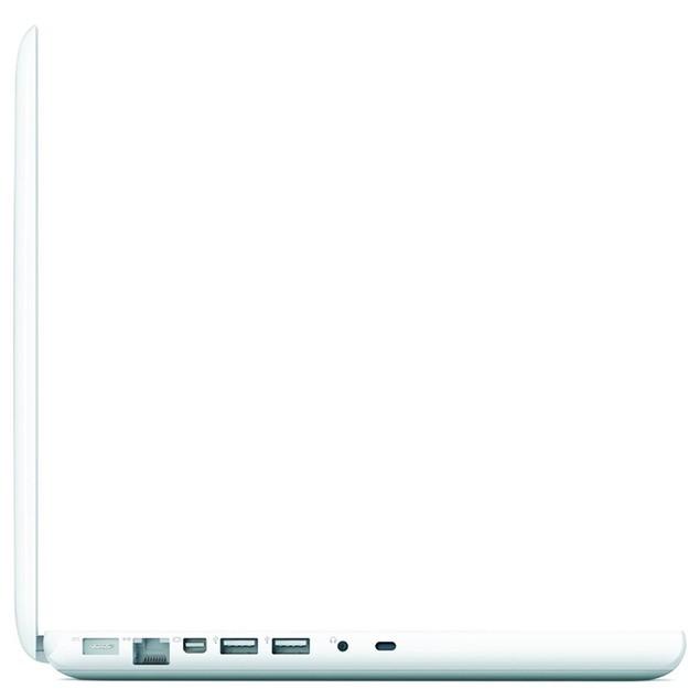 "Apple 13.3"" MacBook MC516LL/A, Core 2 Duo, 4GB RAM, 250GB HDD (Grade C)"