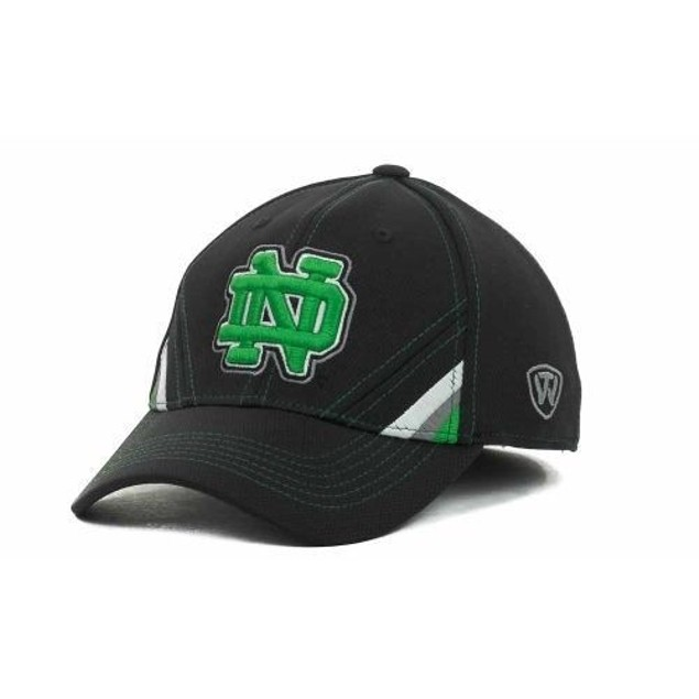 """Notre Dame Fighting Irish NCAA TOW """"Pace"""" Stretch Fitted Hat L/XL"""