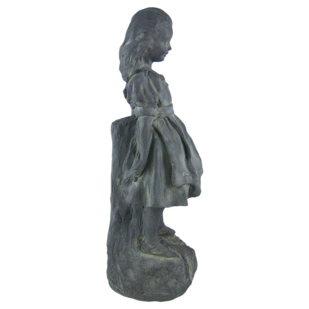 `Alice In Wonderland` Garden / Patio Statue Outdoor Statues