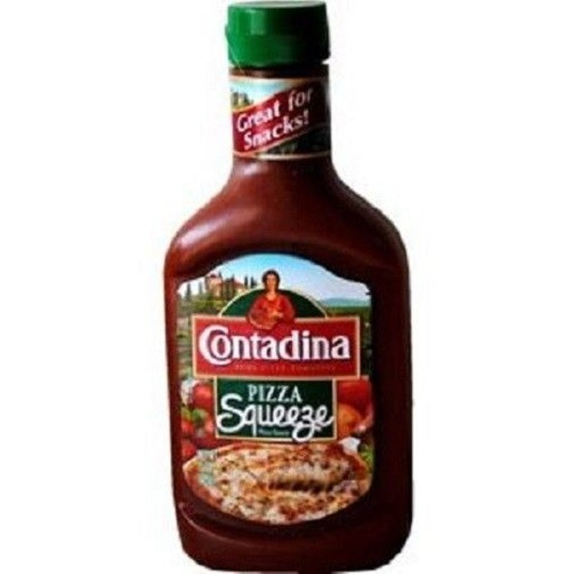 Contadina Pizza Squeeze Pizza Sauce 15 oz Bottle