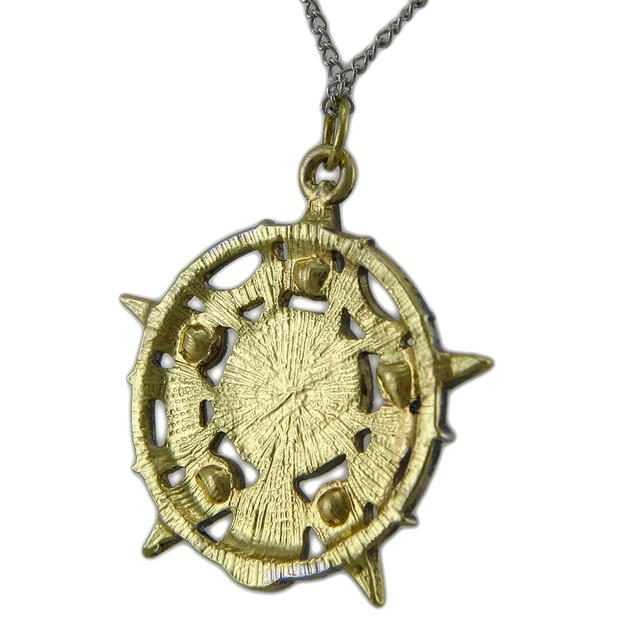 Star Of Skellig Pendant / Necklace For Spiritual Mens Pendant Necklaces