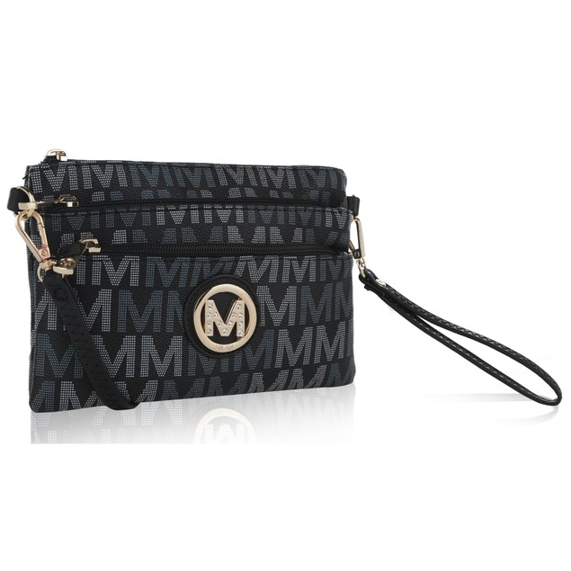 MKF Collection Zendaya Milan M Crossbody Wristle by Mia k. Farrow