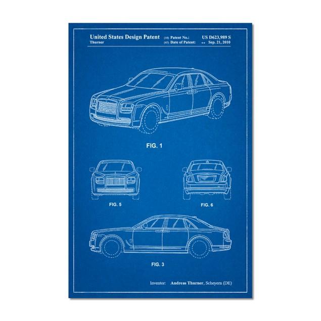 Phantom Patent Poster