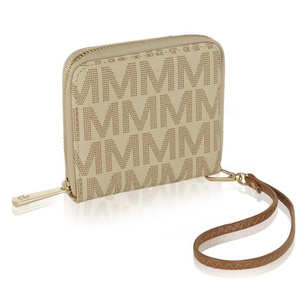 MKF Collection Bismarlyn Milan M Signature Wristlet/ Wallet by Mia K Farrow