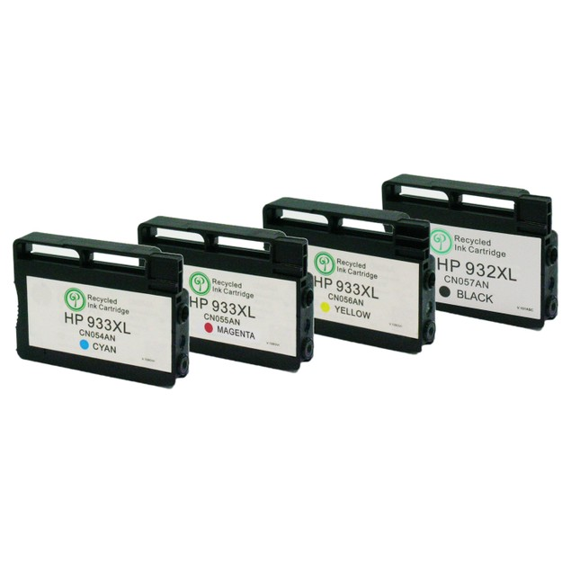 HP 932XL/933XL Compatible Ink 4-Pack