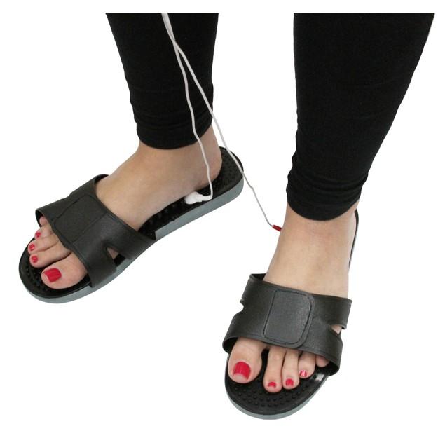 PCH Plus Digital Pulse Massager Shoe Combo Set