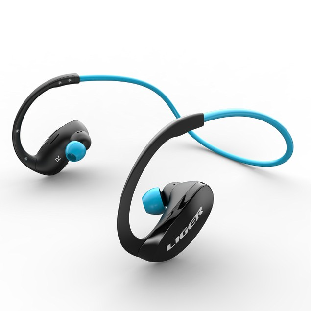 Liger XS900 Bluetooth 4.1 Noise Cancelling Headphones + Free Armband