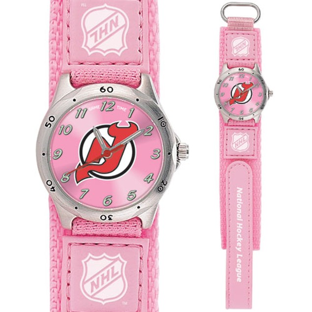 New Jersey Devils NHL Girls Watch