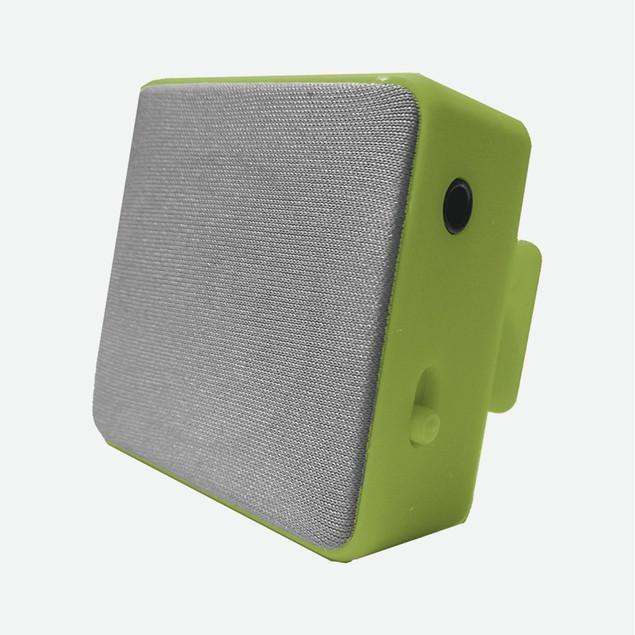 Cube Clip Bluetooth Stereo Speaker