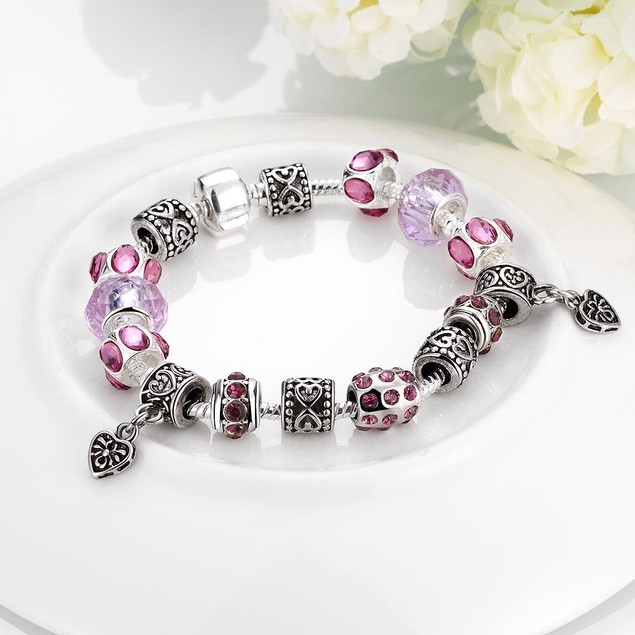 Purple Passion Designer Inspired Bracelet