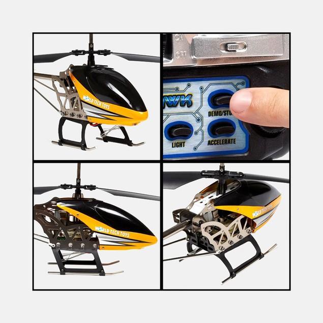 Metal Arrow Hawk 3.5CH RC Helicopter