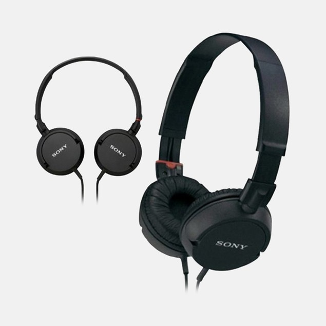 Sony Closed Swivel Stereo Headphones MDR-ZX100