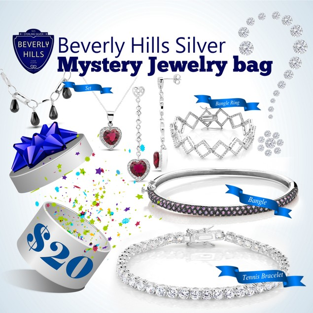 Mystery Jewelry Bundle - $20