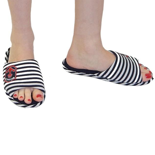 Women's Designer Sailor Style Slippers